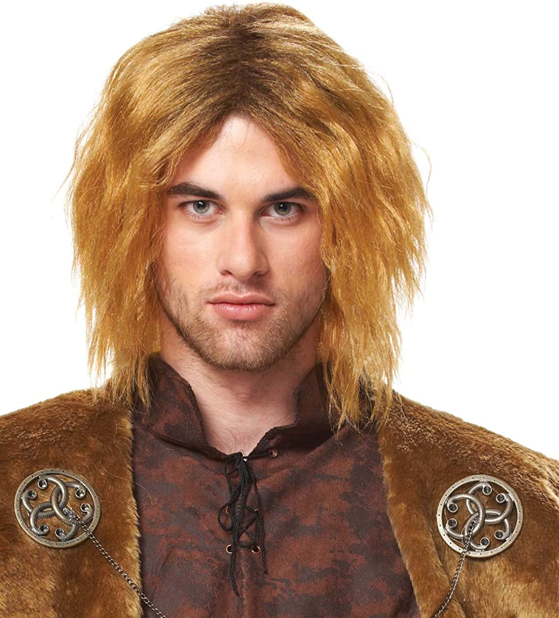 Max 65% OFF Fresno Mall Medieval King Wig Costume Accessory