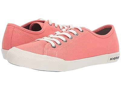 SeaVees Monterey Sneaker Standard (Coral) Women