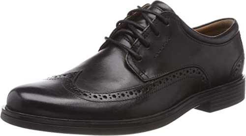 Clarks Men's Un Aldric Wing Leather Formal Shoes