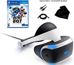 PlayStation VR Astro Bot Rescue Mission Bundle (Renewed) / Includes PSVR Headset and Processor Unit, AstroBot Rescue Missi...