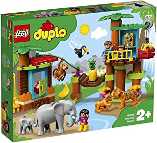 LEGO DUPLO Town Tropical Island for age 2+ years old 10906