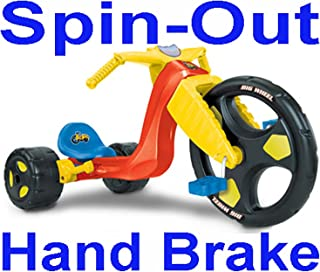 BIG WHEELS - SPEED RACER WITH HAND BRAKE - 16
