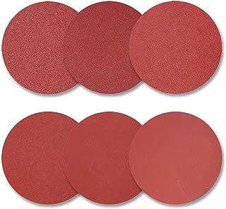 PSA Sanding Discs 6-Inch, Self Adhsive Back, Assorted Sandpaper 240/320/400/600/800/1000, 30 PCS
