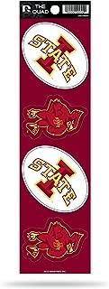 Rico Industries NCAA Die Cut 4-Piece The Quad Sticker Sheet