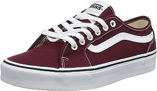 Vans MN Filmore Decon, Men's Shoes, White ((Canvas) port royale/white 8J7), 8 UK (42 EU) (VAWKZ_8J7)