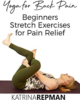 Yoga for Back Pain - Beginners Stretch Exercises for Pain Relief