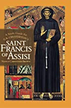 A Study Guide for G. K. Chesterton's St. Francis of Assisi