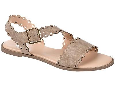 Journee Collection Comfort Foam Aubrinn Sandal