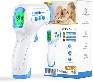 Erwachsene und Babys Digitales medizinisches Thermometer Mund- und Rektalthermometer f/ür Fiebertests mit flexibler Spitze genauen und schnellen Messwerten K/örpertemperatur f/ür Kinder Kinder