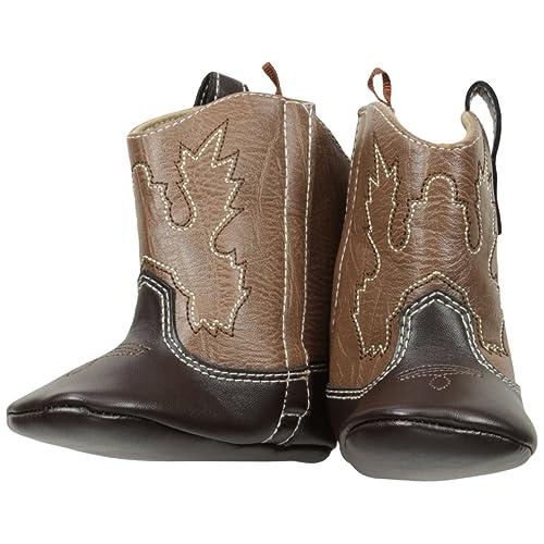 41e7a6416fb9d Infant Cowboy Boots: Amazon.com