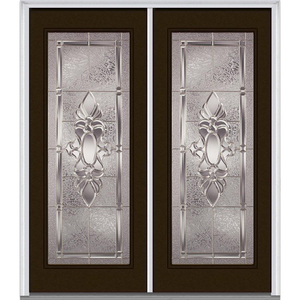 National Door Company ZZ16280L famous Steel Hand Left in-Swing Brown 5 ☆ very popular
