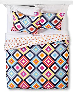 Sabrina Soto® Bed Bedding Comforter and Sham Set (Full/Queen, Lucy)