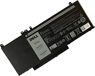 SANISI DELL 6MT4T 7.6V 62WH Lithium Polymer Battery for DELL Latitude E5470 E5570 Series Notebook