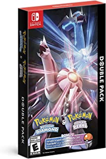 Pokémon Brilliant Diamond & Pokémon Shining Pearl Double Pack - Nintendo Switch - Double Pack: Brilliant Diamond & Shining...