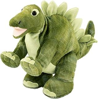 Cuddle Barn Stegosaurs Roar and More Plush Dinosaur