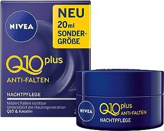 NIVEA Q10 Plus Anti-Wrinkle-nattvård, ansiktsvård, 20 ml
