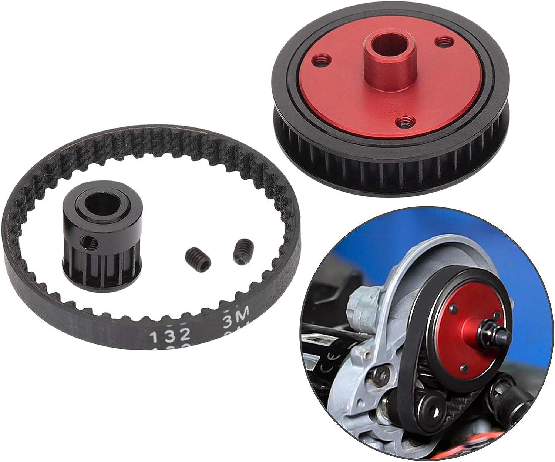 SM SunniMix Belt Drive Transmission Gear System for 1/10 RC Car ...