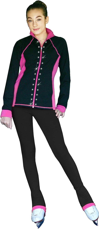 ChloeNoel JS792 Color Contrast Elite In stock lowest price Jacket w Pockets Thumb Ho