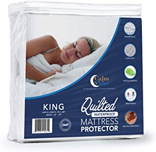 purest living memory foam mattress pad