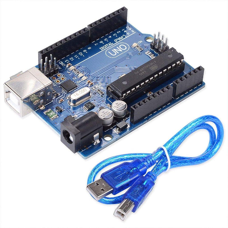 Bobury EL-KIT-008 groß2560 Projekt ultimative ultimative ultimative Starter Kit w Tutorial Kompatibel für Arduino UNO Nano B07HX13419 | Neuheit  a3a454