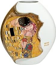 Gustav Klimt The Kiss 14cm Porcelain Vase by Goebel 66500401