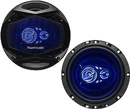 Planet Audio AC653 6.5 Inch Car Speakers - 300 Watts of Power Per Pair, 150 Watts Each, Full Range, 3 Way, Sold in Pairs