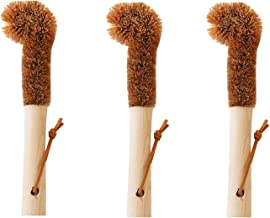 Feather Dusters Mini Duster with Beech Handle, Cleaning Tool Brush Set for Furniture, Feather Duster for Home, Office and ...