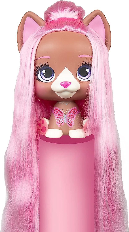 IMC Toys VIP Pets Color Boost - Mega Pet Nyla   Styling Head, 30+...