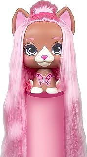 IMC Toys VIP Pets Color Boost - Mega VIP Pet Nyla | سر استایل ، 30+ لوازم جانبی ، کودکان 3 سال به بالا