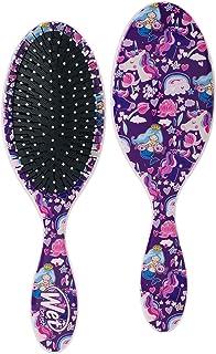 Wet Brush Hair Brush Original Detangler-Mermaids And Unicorns - Ultra-soft IntelliFlex Bristles - Protects Against Split...