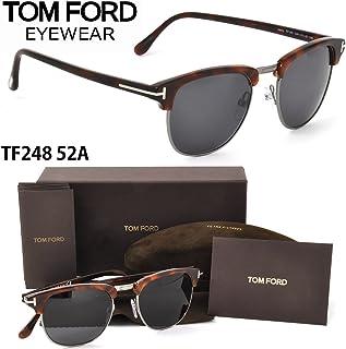 TOM FORD(トムフォード) サングラス:有名人多数愛用の ブランド!!HENRY(ヘンリー) TF0248 52A 51