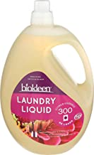 BioKleen Laundry Liquid - 300 Loads 150 Fl Oz (Pack of 1) - Eco Friendly Non-Toxic Plant Based Safe for Kids and Pets No Artificial Colors or Preservatives