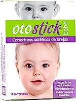 Otostick Bebé | Correctores estéticos para orejas separadas | Contiene 8 correctores + 1 gorro | A partir de 3 meses.