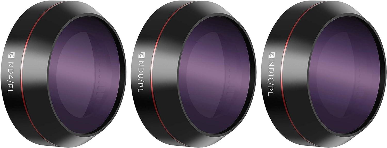 Freewell Nd4 Pl Nd8pl Nd16pl Filter 3pack Kompatibel Kamera