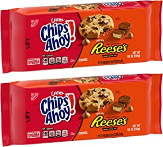 Chips Ahoy!! White Peanut Butter Cups, 2 x 269 g