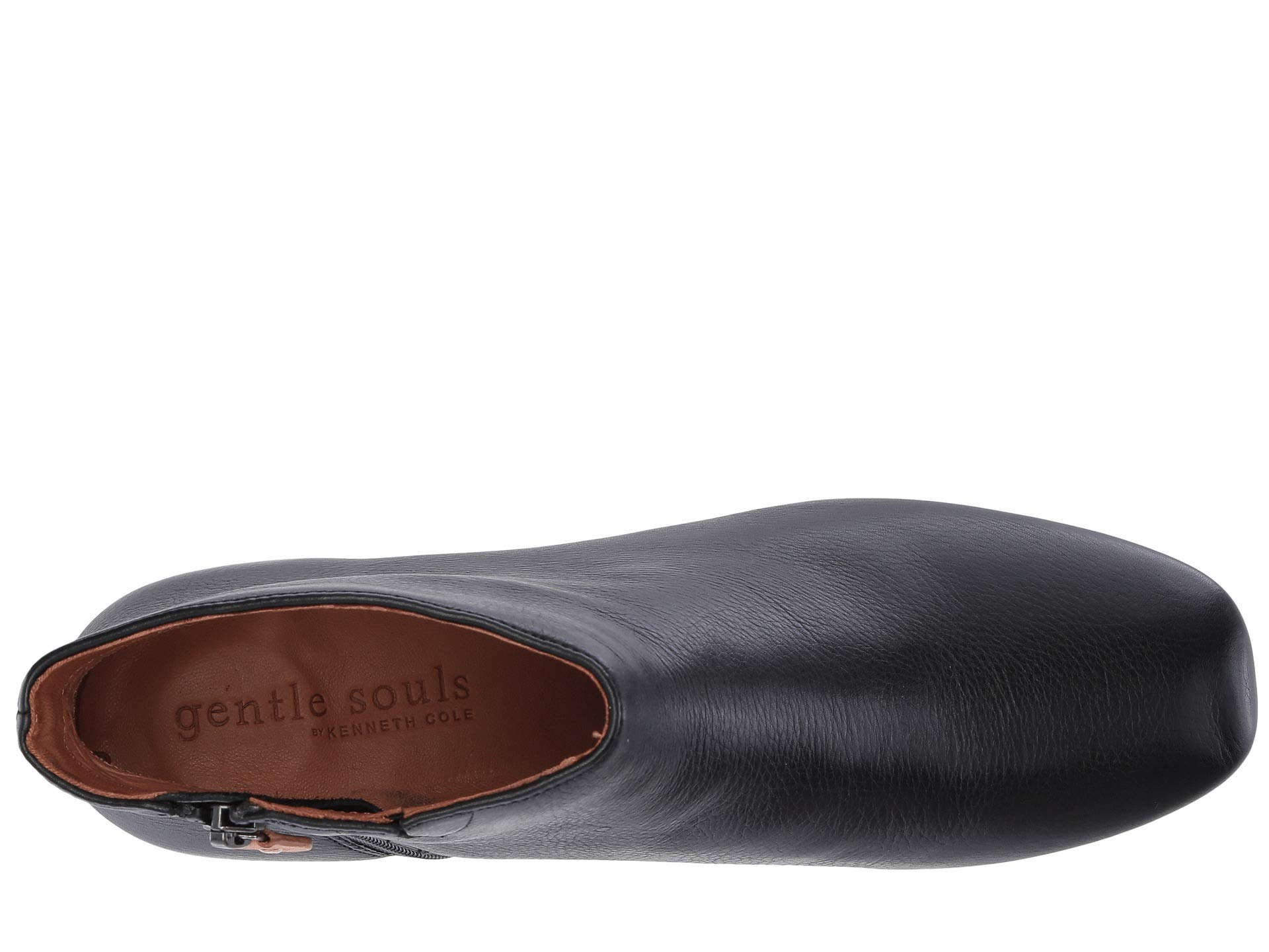 Bootie Cole Ella Souls Black Gentle Kenneth By H7nStIxX