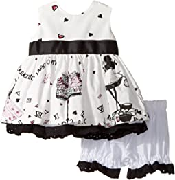 fiveloaves twofish - Alice Party Dress (Infant)