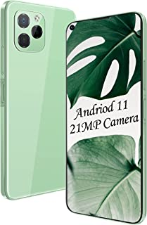OUKITEL C21 Pro (2021) Mobile Phones Sim Free Unlocked, Android 11, 21MP Ultra ClearCamera, 4GB + 64GB Octa-core, 6.39″ H...