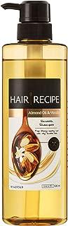 Hair Recipe Smooth Shampoo Almond Oil & Vanilla 530mL
