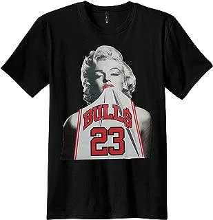 Men's Marilyn Monroe Michael 23 T-Shirt