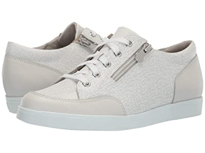 Munro Gabbie (White Stringray/White Leather) Women