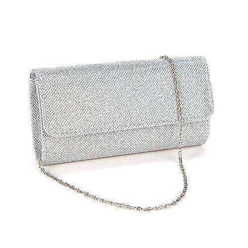 a6663449ec3 AITING Women's Evening Party Wedding Ball Prom Clutch Wallet Handbag