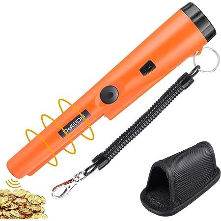 Handheld Wasserdichter Pinpointer Metalldetektor Suchgerät Gold Bolt Finder
