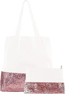 Best rose gold canvas bag Reviews
