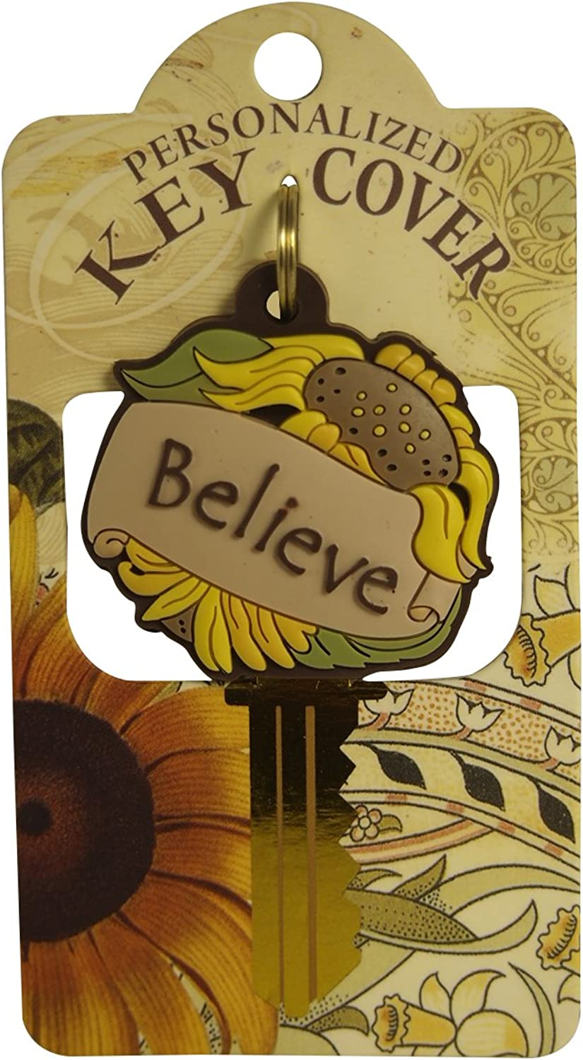 Personalized Key Covers, Key Hook, Believe (421530032)