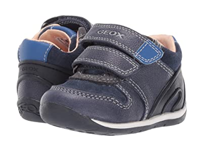 Geox Kids Each 30 (Infant/Toddler) (Medium Blue) Boys Shoes
