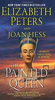 The Painted Queen: An Amelia Peabody Novel of Suspense (Amelia Peabody Series, 20)