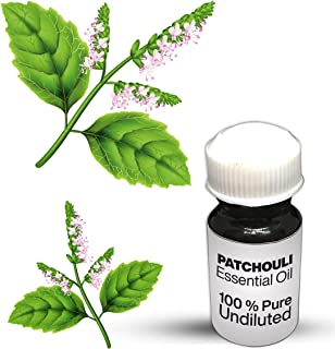 Patchouli Essential Oil / 100% Pure Patchouli Undiluted Essential Oil Premium Quality (25 ML)