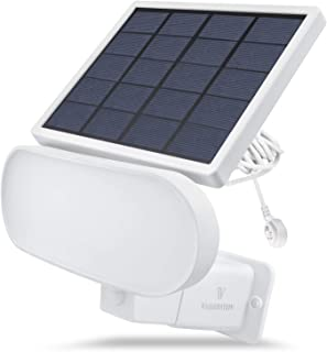 Wasserstein 2-in-1 Solar Panel Charger & Security Light Compatible with Arlo Pro 3/Pro 4 & Arlo Ultra/Ultra 2 (White) (NOT...