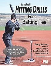 Baseball Hitting Drills for a Batting Tee: Practice Drills for Baseball, Book 1 (Edition 2) (Volume 1)